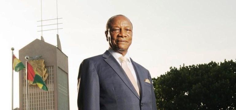 Coup d'Etat en Guinée : Alpha Condé destitué